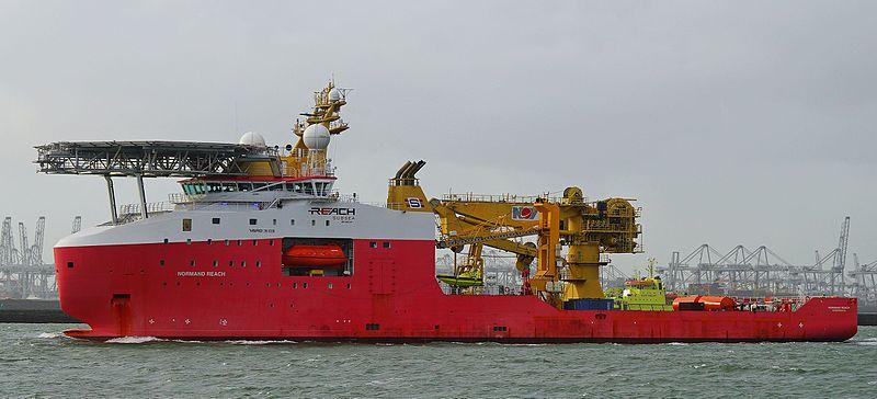 Semi Submersible Mobilisation